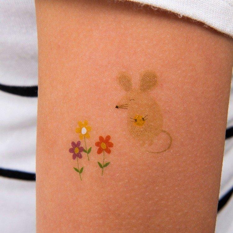 Rex London Tatuaże Zmywalne Dla Dzieci Przyjaciele żuczek Sklep Z Zabawkami